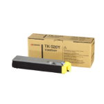 KYOCERA 1T02HJAEU0 (TK-520 Y) Toner yellow, 4K pages @ 5% coverage