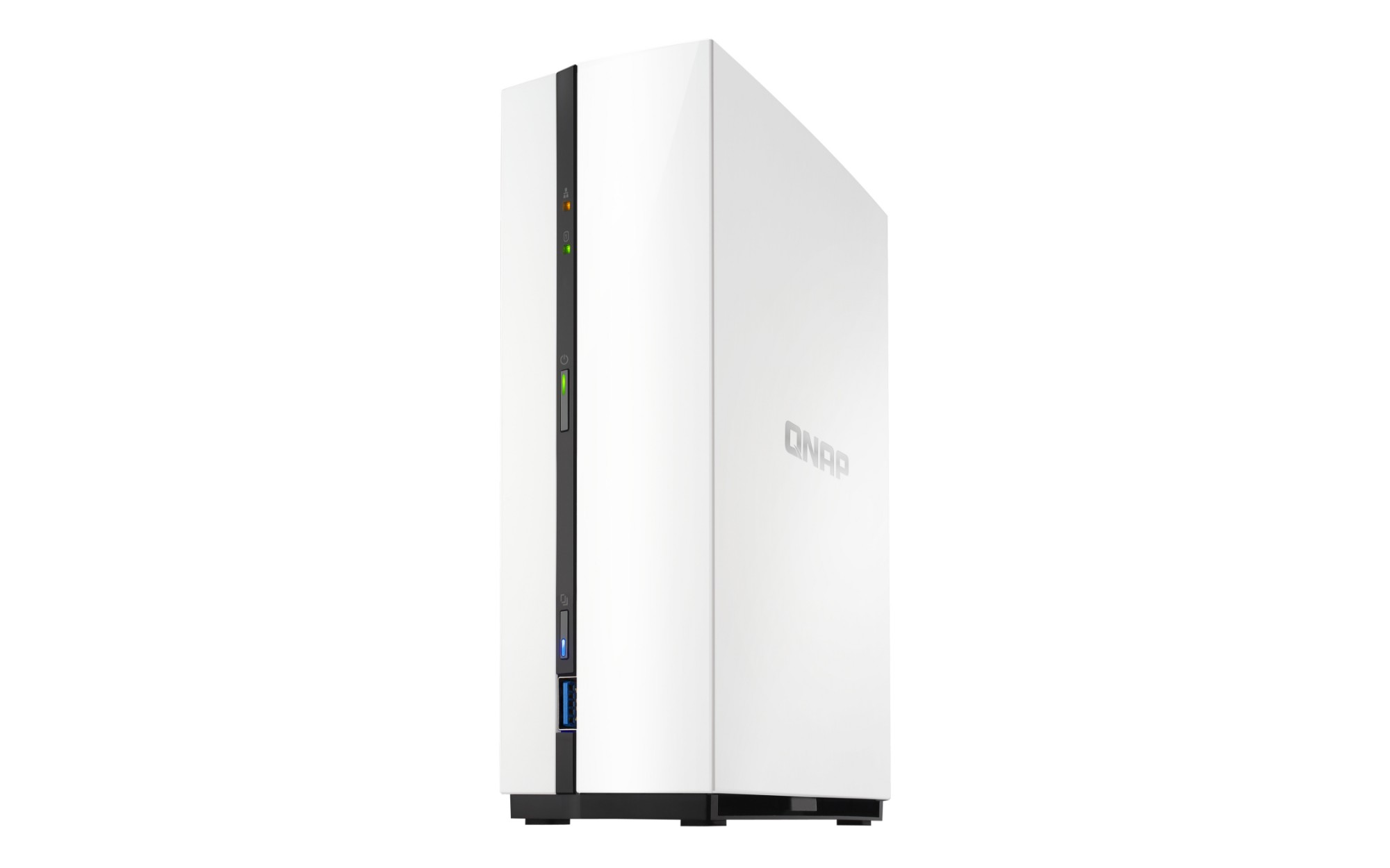 QNAP TS-128A NAS Mini Tower Ethernet LAN White storage server | IT