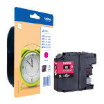 Brother LC-125XLM Ink cartridge magenta, 1.2K pages, 11ml