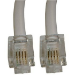 ADSL RJ11-to-RJ11 Straight Cable