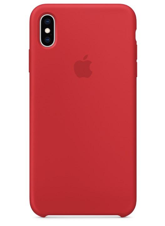"Apple MRWH2ZM/A?ES funda para teléfono móvil 16,5 cm (6.5"") Rojo"