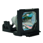 Toshiba Generic Complete Lamp for TOSHIBA TLP X21DE projector. Includes 1 year warranty.