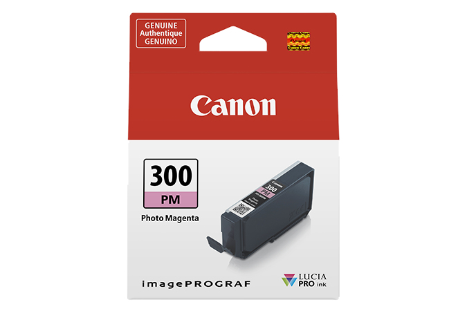 Canon PFI-300 Original Foto magenta 1 pieza(s)