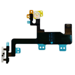 MicroSpareparts Mobile MOBX-IP6-INT-8 Switch flex cable Black 1pc(s)