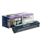 PrintMaster Cyan Toner Cartridge for HP Color LaserJet CP 1210/15, 1510/15; Canon LBP-5050, MF 8030 CN