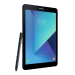 Samsung Galaxy Tab S3 SM-T820N 32GB Black Qualcomm Snapdragon tablet