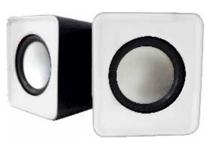 Approx appSPX1W 5W White loudspeaker