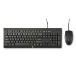 HP C2500 Desktop keyboard