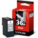 Lexmark 18C2150E (36A) Printhead black, 175 pages