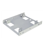HGST 2.5 to 3.5 inch Aluminium Hard Drive Mount Silver - HDDMT
