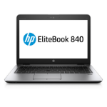 "HP EliteBook 840 G3 2.3GHz i5-6200U 14"" 1920 x 1080pixels Silver Notebook"