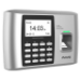 Posiflex A300 Lector básico de control de acceso Negro, Plata