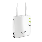 Draytek 802.11n Access Point Bridge and Repeater. Supercedes AP-700