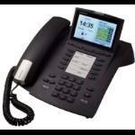 AGFEO ST 45 AB Analog telephone Caller ID Black