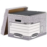 Bankers Box BANKERS STANDARD STORE BOX GRY