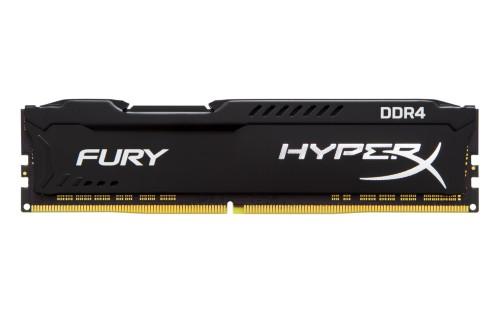 HyperX FURY Black 16GB DDR4 3200 MHz memory module