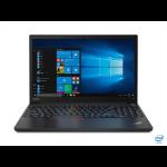 """Lenovo ThinkPad E15 Notebook Black 39.6 cm (15.6"""") 1920 x 1080 pixels 10th gen Intel® Core™ i7 8 GB DDR4-SDRAM 256 GB SSD Wi-Fi 6 (802.11ax) Windows 10 Pro"""