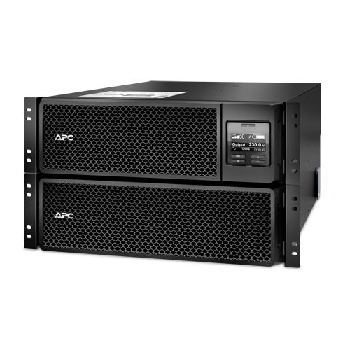 APC Smart-UPS On-Line Double-conversion (Online) 8000VA Rackmount/Tower Black