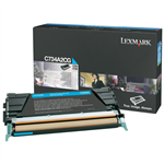 Lexmark C734A1CG Toner cyan, 6K pages