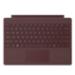 Microsoft Surface Go Type Cover teclado para móvil QWERTY Borgoña Microsoft Cover port