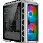 Cooler Master MasterCase H500P Mesh ARGB Midi Tower White