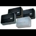 Valcom V-1042-BK loudspeaker 1-way Black Wired