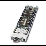 Supermicro MicroBlade MBI-6128R-T2X Intel C612 LGA 2011 (Socket R) Grey,Silver