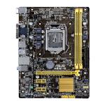 ASUS H81M-E Intel H81 LGA 1150 (Socket H3) motherboard