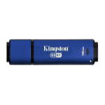 Kingston Technology DataTraveler Vault Privacy 3.0 Anti-Virus 16GB 16GB USB 3.0 (3.1 Gen 1) Type-A Blue USB flash drive