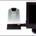 3M 7000080720 Black document holder