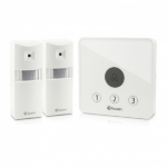 Swann SWADS-ALARMS White security alarm system
