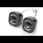 ASSMANN Electronic 83172 6W Antraciet, Zwart luidspreker