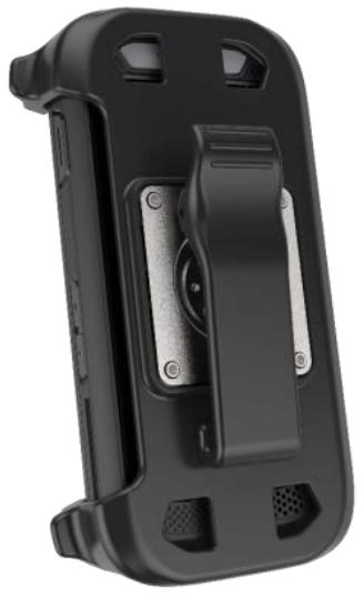 Zebra SG-EC30-RHLSTR1-01 accesorio para dispositivo de mano Funda Negro