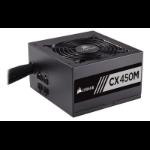 Corsair CX450M power supply unit 450 W 20+4 pin ATX ATX Black