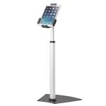 "Newstar TABLET-S200SILVER flat panel floorstand 25.4 cm (10"") Portable flat panel floor stand Silver"