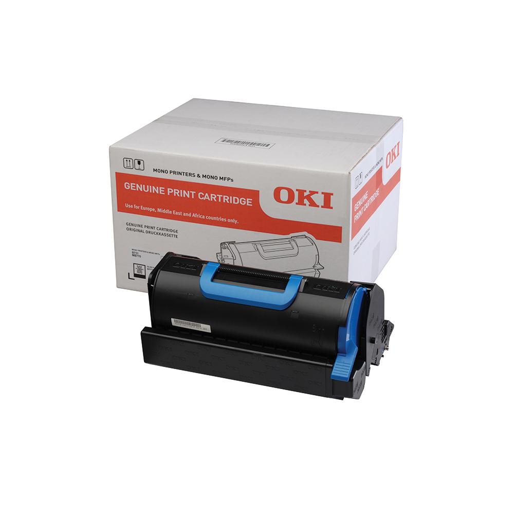 OKI 45439002 Toner black, 36K pages