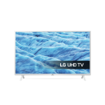 "LG 49UM7390 109.2 cm (43"") 4K Ultra HD Smart TV Wi-Fi White"