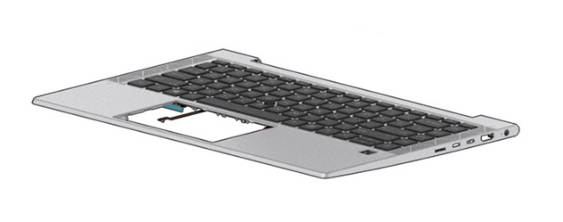 HP M36312-B31 notebook spare part Keyboard