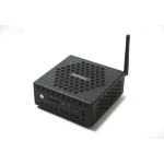 Zotac ZBOX CI327 nano BGA 1296 1.10GHz N3450 1L sized PC Black