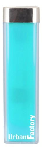Urban Factory Power Bank Lipstick 3000 mAh Blue