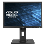 "ASUS BE209QLB 19.45"" HD IPS Matt Black computer monitor"