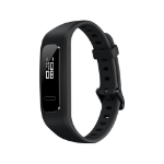 "Huawei Band 3e Wristband activity tracker Black PMOLED 1.27 cm (0.5"")"