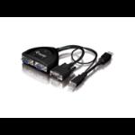 Equip 2-Port VGA Cable Splitter