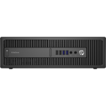 HP EliteDesk 800 G2 SFF 3.2GHz i5-6500 SFF Black PC