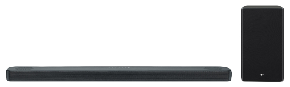 LG SL8YG soundbar speaker 3.1.2 channels 440 W Black