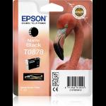 Epson Flamingo T0878 Original Mattschwarz 1 Stück(e)