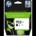 HP Cartucho de tinta Original 953XL de alto rendimiento negro