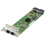 Hewlett Packard Enterprise 2920 2-port Stack network switch module