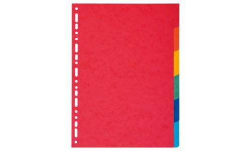 Exacompta 2006E divider Multicolour