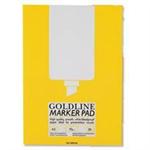 GOLDLINE MARKER PAD A3 GPB1A3